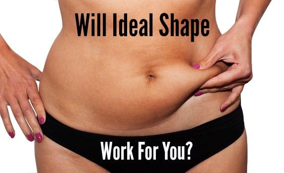 does ideal shape shakes work