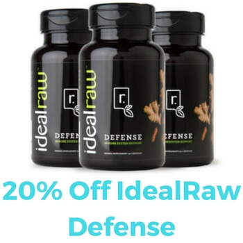 Idealraw Defense Coupon Code