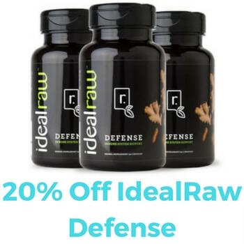 Idealraw Defense Coupon Code