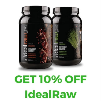 Idealraw protein Coupon Code